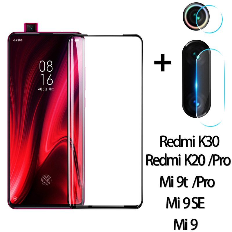<font><b>Camera</b></font> lens Protective Glass <font><b>Xiaomi</b></font> Mi 9t 9 SE Glass Redmi K20 Pro Tempered Glass Screen <font><b>Protector</b></font> Film Mi 9t <font><b>mi9</b></font> SE K 30 Glass image