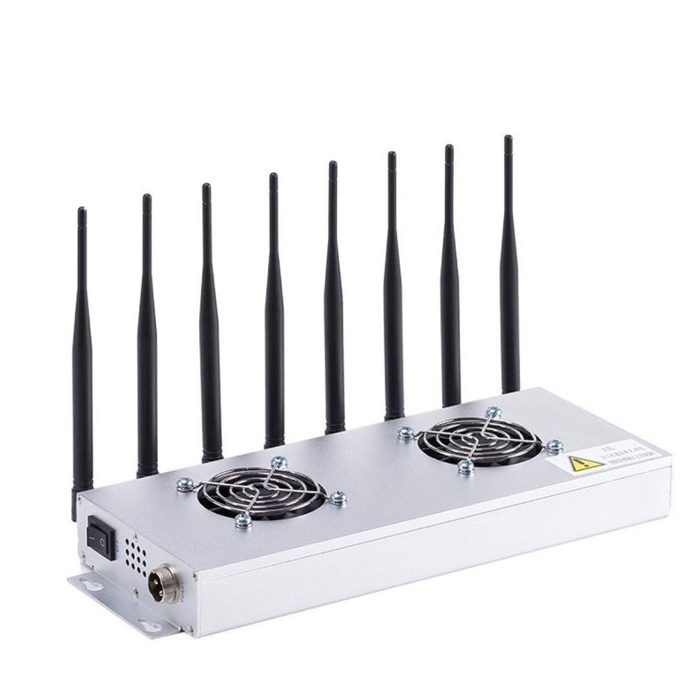 SPTSP-S8 High Power 8 Bands 3G4GLTE GPS WiFi Cheap Jammer