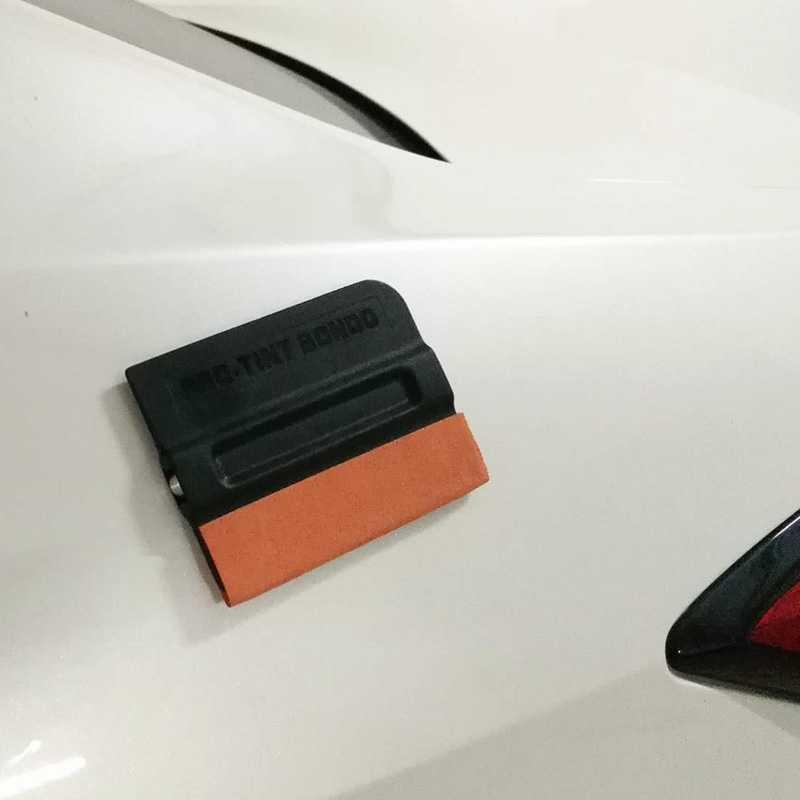 Hot 3Pack Magnet Suege Merasa Edge Squeegee Vinyl Wrap Peralatan Aplikasi Film Squeegee Warna Alat Kit untuk Mobil Vinyl bungkus window T