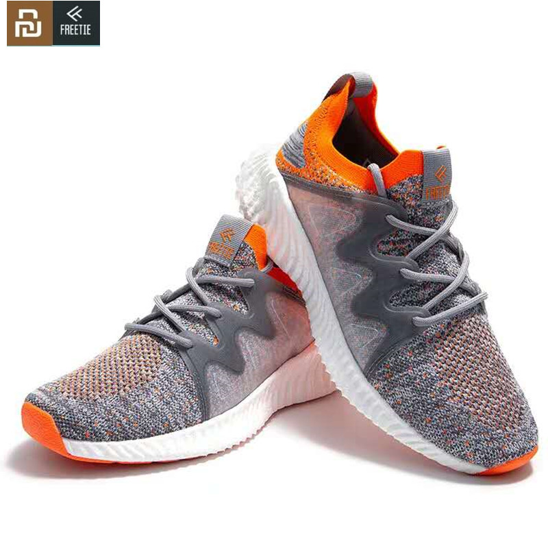Youpin Mijia FREETIE Outdoor Sports Shoes Men's Lightweight Breathable Cloud Bomb Sports Casual Men And Women Shoes For Xiaomi