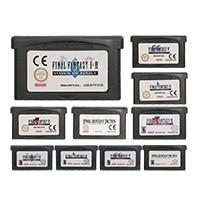 32 Bit Video Spiel Patrone Konsole Karte Schluss Fantas Serie US/EU Version Für Nintendo GBA
