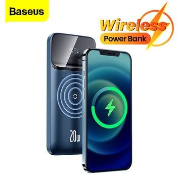 Внешний аккумулятор Baseus 20 Вт, 10000 мАч 1