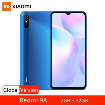 Купить Смартфон Xiaomi Redmi 9A, 2 + 32 ГБ, 8 ядер, 6,53 дюйма, 5000 мАч, 13 МП