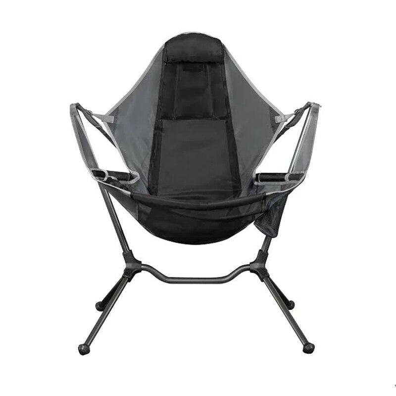 Купить уличное кресло качели для кемпинга складной стул с подушкой