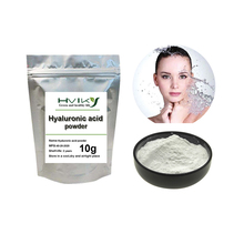 99% Pure Hyaluronic acid powder cosmetic grade of the best quality anti-wrinkle and Anti-aging,Moisturizing,free shipping 99% cosmetic hyaluronic acid powder pure hyaluronan skin anti aging wrinkle joint serum 100grams