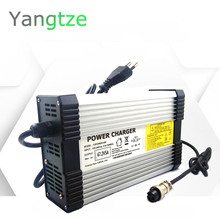 Yangtze AC DC 58.8V6A Lithium Battery Charger for 48V (51.8V) Li ion Polymer Scooter Ebike for Electric bicycle Standard batter