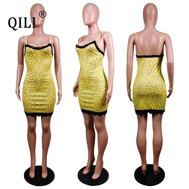 Фото qili/сексуальное женское платье без рукавов с принтом в виде цена