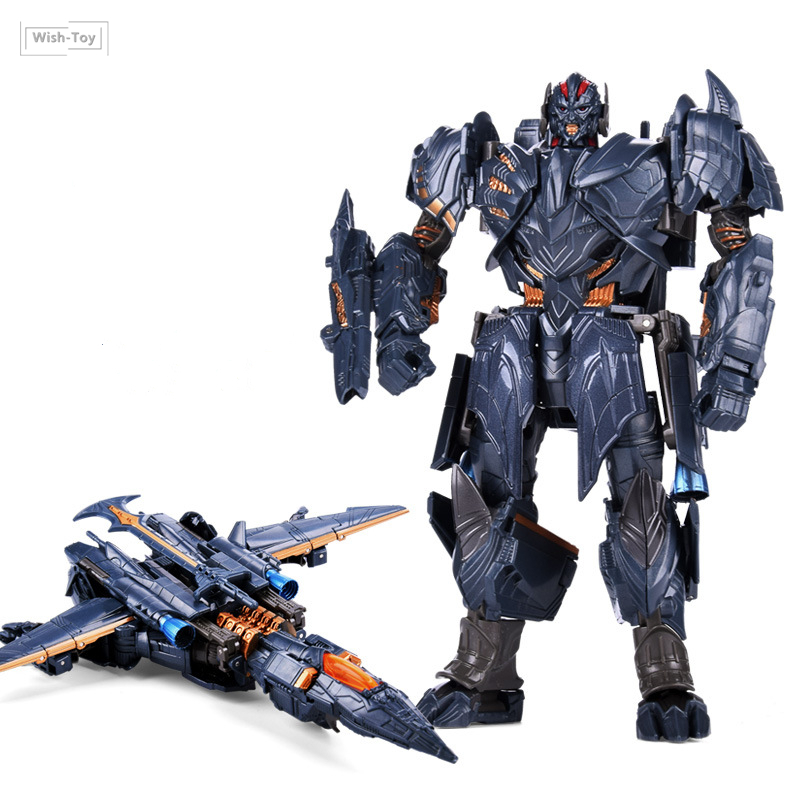 WJ Transformation Robot H6001-2 The Last Knight Galvatron MP36 MP-36 Alloy Movie 5 Action Figure Model Collection Gifts Toys image