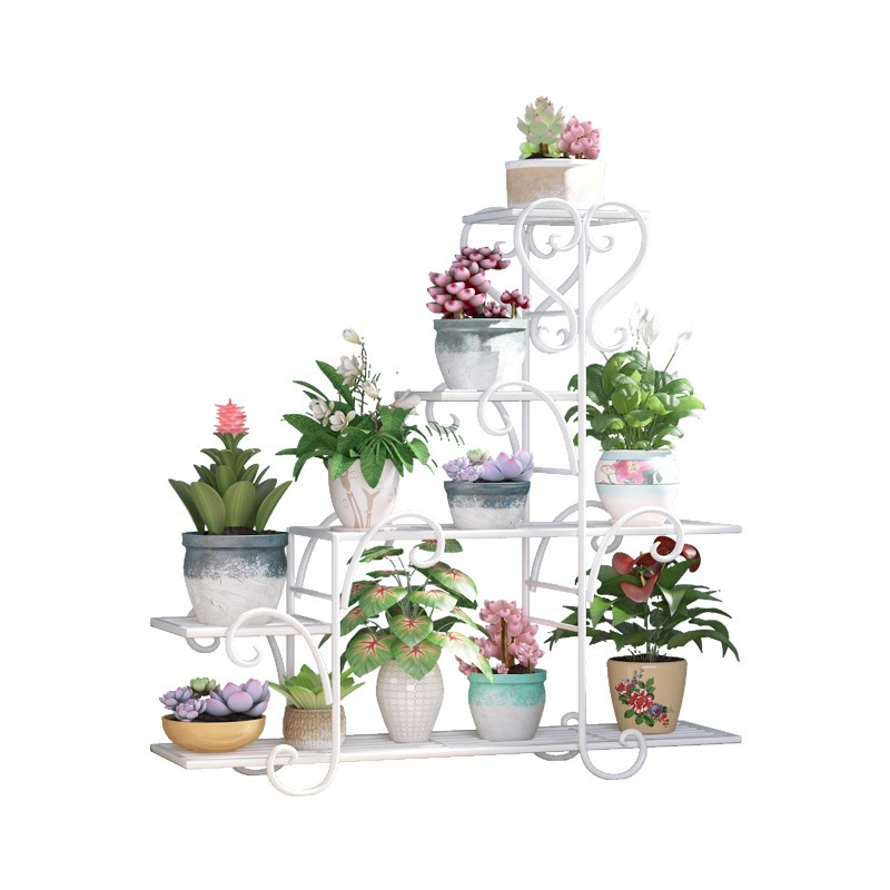 A Hollow Interior Other Balcony Flower Flower Of Bracketplant Of The Shelf Sitting Room Floor Type Simple Flower Pot