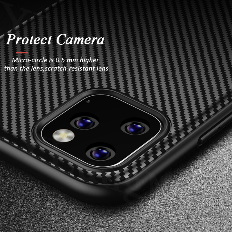 Binbo Carbon Fiber Case for iPhone 11/11 Pro/11 Pro Max 25