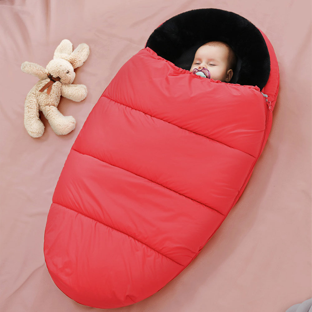 Baby Sleeping Bag Envelope In A Stroller Baby Cocoon Diaper Changing Sleepsacks Warm Windproof Discharge Envelope For Newborns