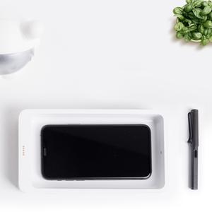 Image 5 - Xiaomi – boîte de stérilisation multifonctionnelle cinq, boîte de désinfection UV, téléphone portable, cosmétiques, chargeur rapide sans fil, 2020