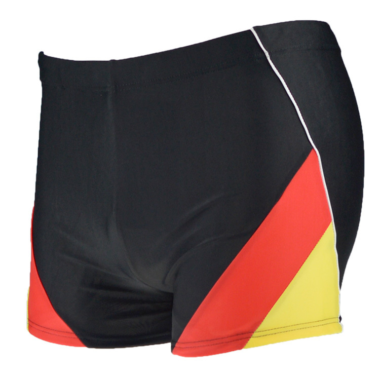 Fei Yue Top Grade Elastic Men AussieBum Cha Bian Swimming Trunks Men's Swimming Trunks 884