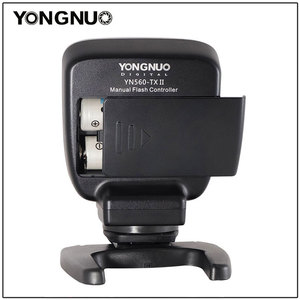 Image 2 - Yongnuo YN560 TX II Wireless Flash Controller และ Commander YN 560III YN560 แฟลช SPEEDLITE IV,YN 560TX YN560TX สำหรับ Canon Nikon