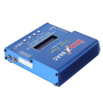 IMAX B6AC 80W Caricatore Dell'equilibrio Della Batteria Scaricatore Di Memorizzazione Dei Dati Funzione Di Limitazione Di Tempo Di Scarico Con Memorizzazione Dei Dati Per RC Drone