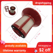 FILTER Vacuum-Cleaner-Parts-Accessories MVCC42A1 Midea for Home Trash Dust-Sweeper Dirt-Cup
