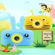 Цифровая мини камера для детей образовательные игрушки милая