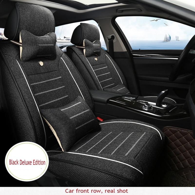ZRCGL universel Flx housses de siège de voiture pour CHANA tous les modèles CS35 Alsvin Benni CX20 CX30 CS75 CS55 CS15 CS95 voiture style auto