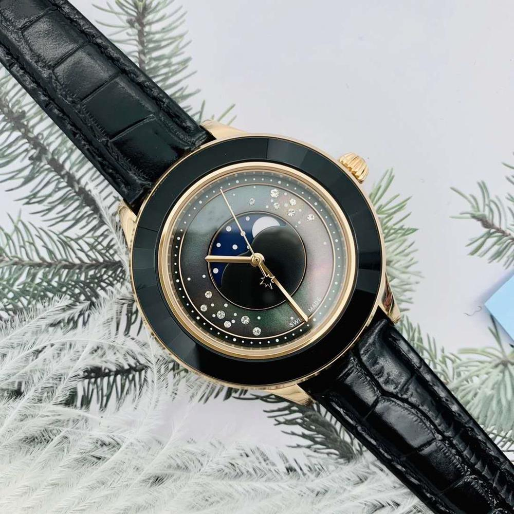 AaaQuality Watch. You Are The Fashion Leather Strap, The Trend Of The New Quartz Watch.