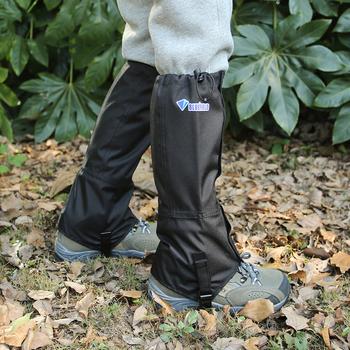 Wiatroszczelne getry anty-łza śniegowce buty getry wysoki śnieg noga pokrywa odkryty piesze wycieczki polowanie wspinaczka ochrona nóg straż tanie i dobre opinie CN (pochodzenie) S M L X Other Leg Gaiters