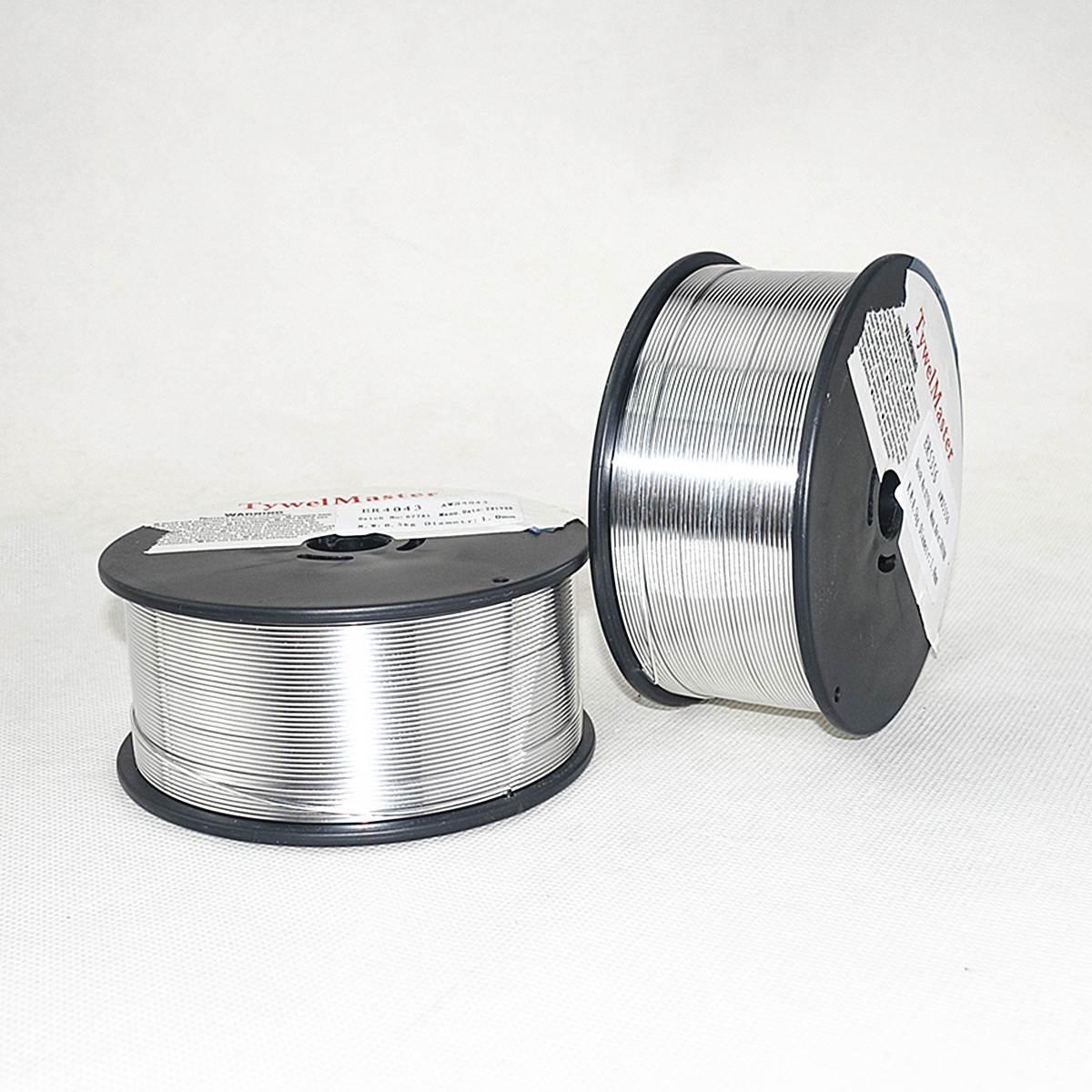 ER5356 Aluminum MIG Welding Wire SAL5356 Al-Mg Alloy 0.5KG Dia 0.8/1.0/1.2mm TIG MIG Welding Aluminum Welding Wire