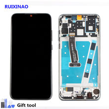 Original For Huawei P30 Lite LCD Display Touch Screen With Frame P30 Lite Display For Huawei Nova 4e LCD Screen MAR-LX1M MAR-LX2(China)