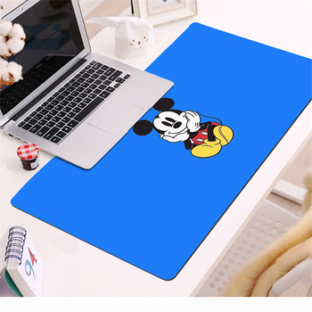 double side portable large mouse pad gamer pu leather mouse pad gaming office desk mat computer mousepad keyboard table cover Mickey Cartoon Gaming Mouse Pad  70x30cm Large Mouse Pad Gamer Big Mouse Mat Computer Mousepad  Mause Pad Keyboard Desk Mat