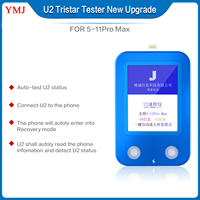JC U2 Tristar Tester Fast Detector For iPhone U2 Charge IC Fault SN Serial Number DFU Fast Detector Tool New Upgrade