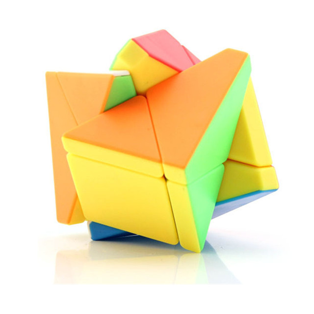 Moyu Fisher Skew Cube X-cube 3x3x3 Cubo Magico Puzzles For Adults Games Education Toy Antistress Toys For Children Strange Shape 3