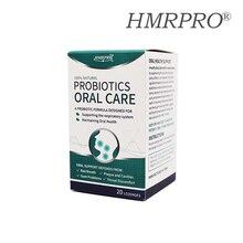 HMRPRO для ухода за полостью рта таблетки для пробиотиков молочная кислота бактерии лактобакциллы защищают горло от курения дискомфорт вредное здоровье