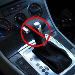 Image 5 - AT DSG LED Synchronize electronic display Gear Shift Knob Shift Lever Handball for V W Passat B7 Golf MK 6 CC Beetle Scirocco