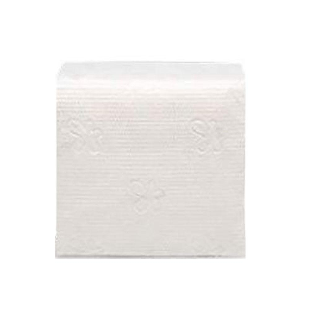 Single Layer Embossed Paper Towel Home Hotel Restaurant Soft Napkin Tissues