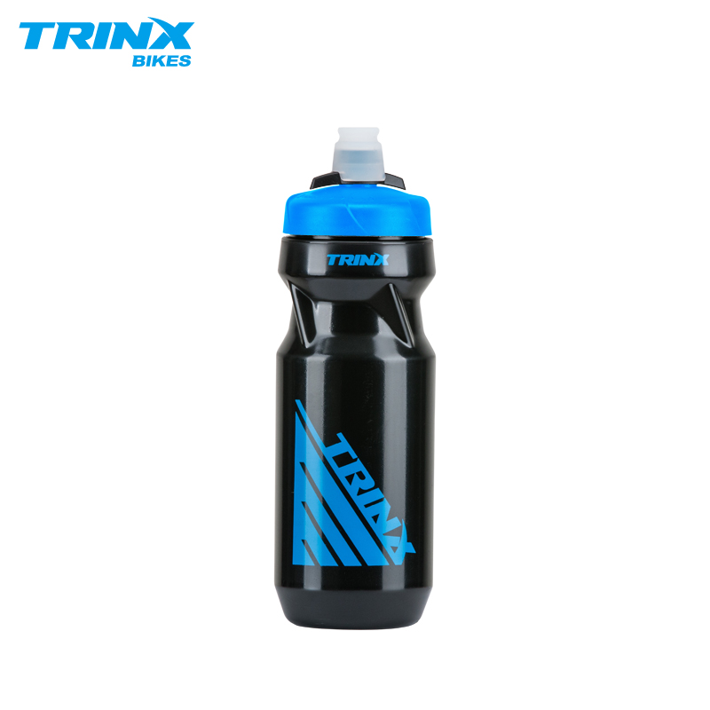 Trinx Bicycle Water Bottle Ultralight 750ML Lockable Mouth Sport Fitness Cycling Water Bottle Leak-proof Cycle Water Bottle