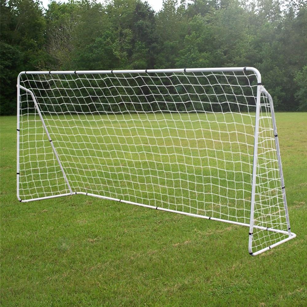 7 Size Soccer Goals Net Football Goal Post Net Durable For Sports Training Match 1.8m X 1.2m 3m X 2m 3.6mx1.8m