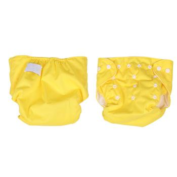 Miękkie oddychające spodnie treningowe dla dzieci majtki pieluchy dla dzieci pieluchy z tkaniny pieluchy zmywalne niemowlęta bielizna dla dzieci zmiana pieluchy tanie i dobre opinie 5-12 kg 0-3 miesięcy 4-6 miesięcy 7-9 miesięcy 10-12 miesięcy 13-18 miesięcy 19-24 miesięcy Unisex Cloth Baby cloth diaper