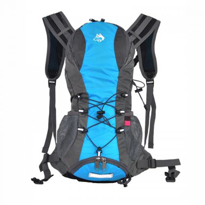 Malamute Mountain Climbing Backpack Manufacturers Wholesale Nylon Waterproof Sports Backpack Outdoor Backpack Riding Hydration B