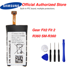 usb charger dock charging cradle for samsung gear fit2 pro sm r360 smart watch cable cord charge base station for fit 2 sm r360 Original Samsung High  EB-BR360ABE Watch Battery For Samsung Gear Fit2 Fit 2 R360 SM-R360 Genuine Battery 200mAh