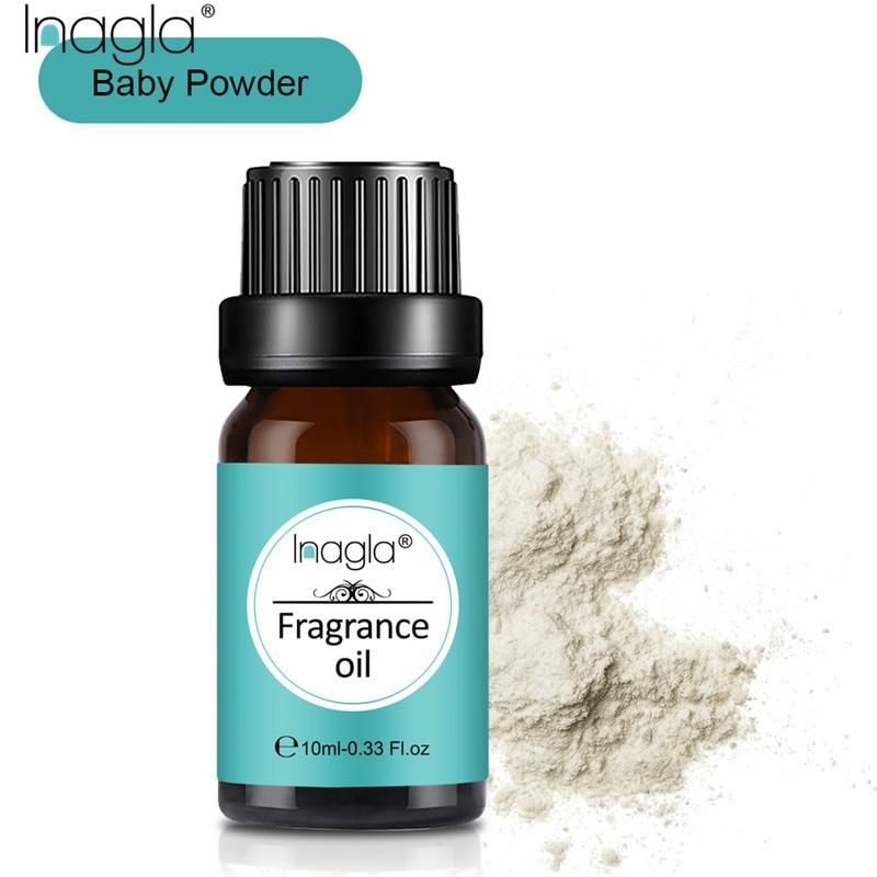 Inagla детский порошок 100% натуральный Ароматерапевтический аромат эфирное масло для ароматерапии Diffusers10ML снимает стресс свежий воздух