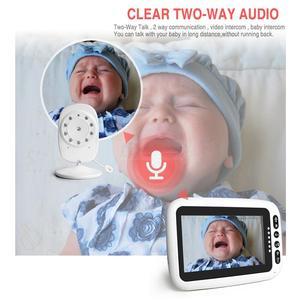 Image 5 - Radio moniteur LCD pour bébé 4.3 pouces