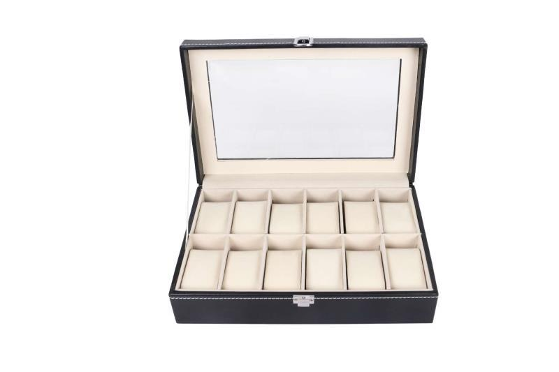 12-Bit Shou Biao Xiang Pu Watch Display Box Gift Box Watch Box