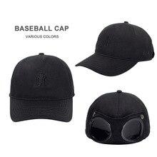 Европа и Америка черные очки бейсбольная кепка для мужчин и женщин дышащие солнцезащитные очки Кепка