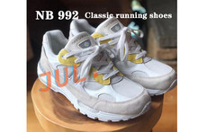 2021 New Balance Shoe 992 Classic Series, NB 2002R, the Newest Retro Sports Shoes for Men and Women