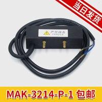 MAK-3214-P-1 Bolint chato interruptor biestável Shenyang Sanyo Bernstein peças Do Elevador