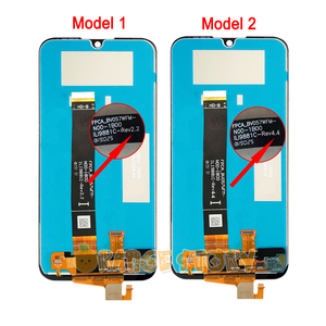 """Image 2 - For Huawei Honor 8s KSE LX9 LX9 LCD Display Touch Sensor Frame Replacement For Honor8s Hauwei Honer 8s 5.71"""" Glass Screen Part"""