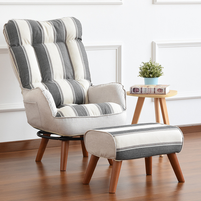 Contemporary Swivel Accent Arm Chair 1