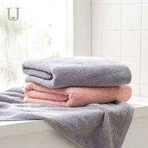 Image 1 - Youpin Jordan & Judy Baumwolle Bad Handtuch Große Dicke Weiche Handtuch Home Baby Wrap Handtuch Schnelle Wasser Absorption 70*140cm