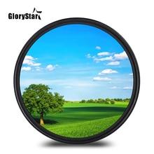 Filtro CPL 30 46 40,5 49 52 55 58 62 67 72 77 82 86 95 105 MM filtro Polarizador Circular para Canon Nikon Sony Fujifilm