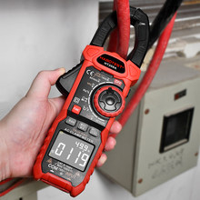 Clamp Multimeter DC Curent Clamp Meter Digital Professional True RMS Capacitance AC DC Ohm Hz C/F Pinza Amperimetrica Tester