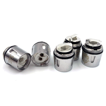 цена на Vmiss 5pcs/box V8 Baby Q2 0.4ohm M2 X4 T6 T8 0.15ohm Replacement Coil head for V8 Baby Sub-ohm Atomizer Tank