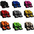 Автомобильные Чехлы На Сиденья полный комплект Автомобильный защитный чехол автомобильные универсальные аксессуары-St для Renault Logan